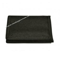 Peněženka textilní Famito 361438 černá