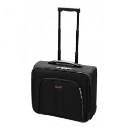 Pilotní kufr Dielle 409M-01 černý