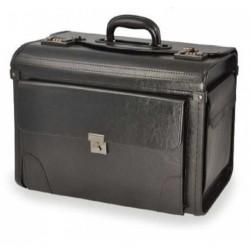 Pilotní kufr Dielle Diplomat 402M-01 černý