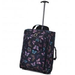 Kabinové zavazadlo CITIES T-830/1-55 - butterfly