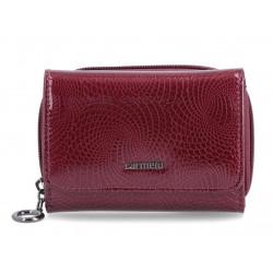 Carmelo dámská kožená peněženka 2105 N lila