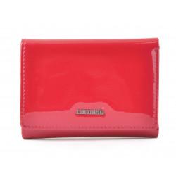 Carmelo dámská kožená peněženka 2106 F fuchsia