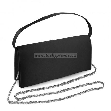 Kabelka společenská Barolo 1632 černá