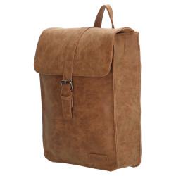 Enrico Benetti kabelkový batoh 66455 camel