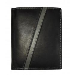 Pánská kožená peněženka Talacko 80300-2 černá