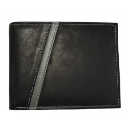 Pánská kožená peněženka Talacko 80300-1 černá