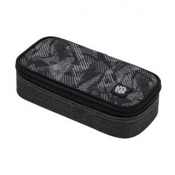 Školní penál/pouzdro Bagmaster CASE BAG 20 A GRAY/BLACK
