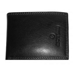 Peněženka kožená pánská Cavalli Hor. 742-992 black