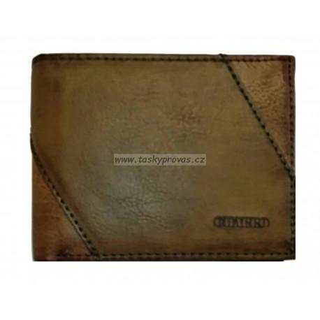 Kožená pánská peněženka Charro 849992 brown