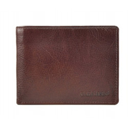 Pánská kožená peněženka Carmelo 7095 hnědá