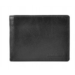 Pánská kožená peněženka Carmelo 7097 černá