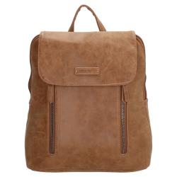 Enrico Benetti kabelkový batoh 66434 camel