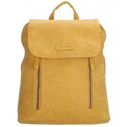 Enrico Benetti kabelkový batoh 66434 ocher