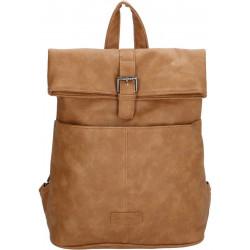 Enrico Benetti kabelkový batoh 64044 S camel