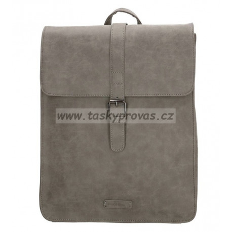 Enrico Benetti kabelkový batoh 66495 mid grey