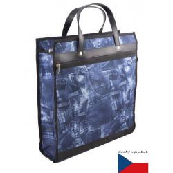 Ilustrační foto zpracování tašky. Skutečná barva viz. 1. foto