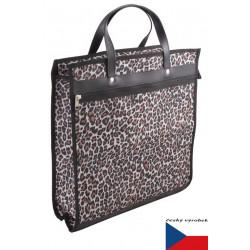 Nákupní taška zipová Hartman 014 Gepard