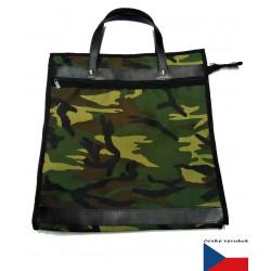 Pouze ilustrační foto zpracování tašky 014. Skutečná barva viz. 1. foto.