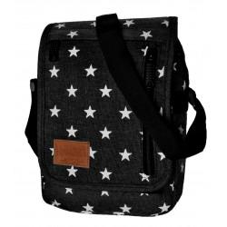 Crossbody taška New Rebels Star 43.112100 černá