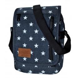 Crossbody taška New Rebels Star 43.112119 tm.modrá