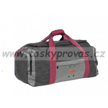 New Rebels velká sportovní taška Wodz 20.102000 tm.šedá