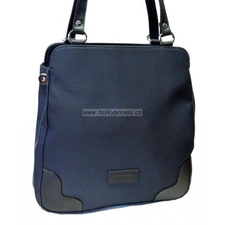 Kabelkový batůžek Katana 6786-06 tm.modrá
