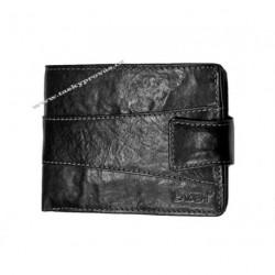Pánská kožená peněženka Lagen V-98/T černá