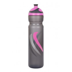 Zdravá lahev Bike 2K19 růžová 1 l
