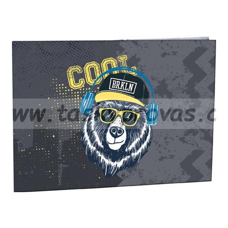 Desky na číslice Stil Cool bear