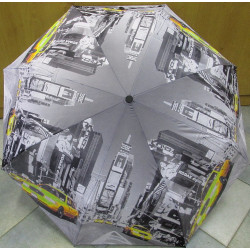 Deštník skládací TAXI 5370A