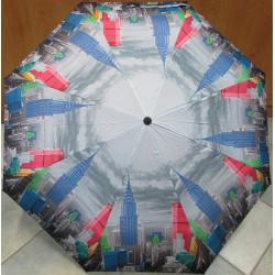 Deštník skládací CITY 5370B
