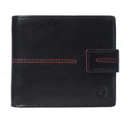 Pánská kožená peněženka Segali 150721 black