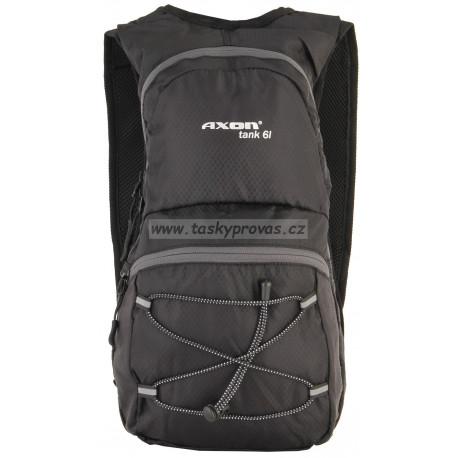 Axon Tank 6l černý sportovní batoh