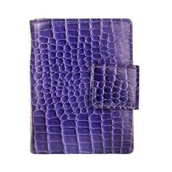 Dámská kožená peněženka Lagen 2077/C burgandy