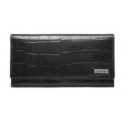 Dámská kožená peněženka Lagen V 102C black