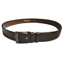 Opasek kožený Penny Belts F7-40 hnědá