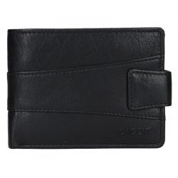 Pánská kožená peněženka Lagen V-98 černá
