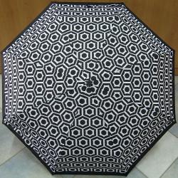 Deštník skládací Mini Max (EB) LF-199A2 černo-bílý