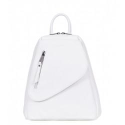 Hexagona 315306 kabelkový batůžek bílý