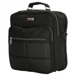 Enrico Benetti 54392 sportovní taška černá/šedá