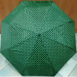 Deštník plně automatický Falconetti LGF-407-ASS zelený