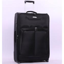Cestovní kufr AEROLITE T-9985/2-M - černá