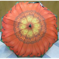 Deštník holový automat Perletti 25463 A květ