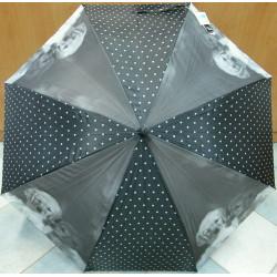 Deštník holový automat Perletti 25466 A