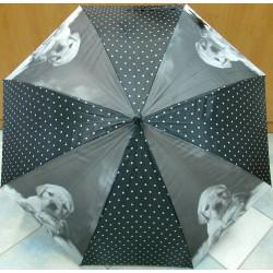 Deštník holový automat Perletti 25466 B