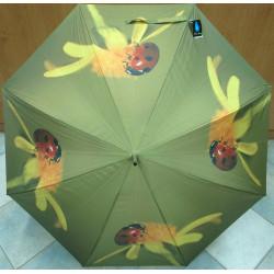 Deštník holový automat Blue Drop A054