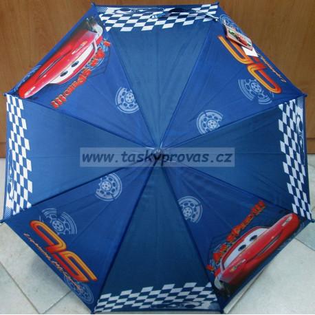 Deštník holový Perletti 50330 CARS