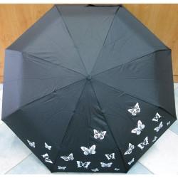 Deštník skládací NEYRAT 5326 motýli
