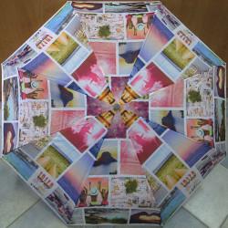 Deštník skládací Perletti 25899 Ibiza