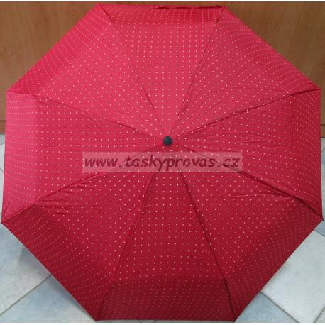 Deštník skládací NEYRAT 5779 červený